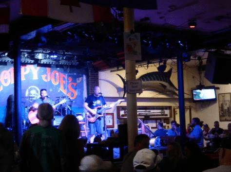 Concert un soir à Florida