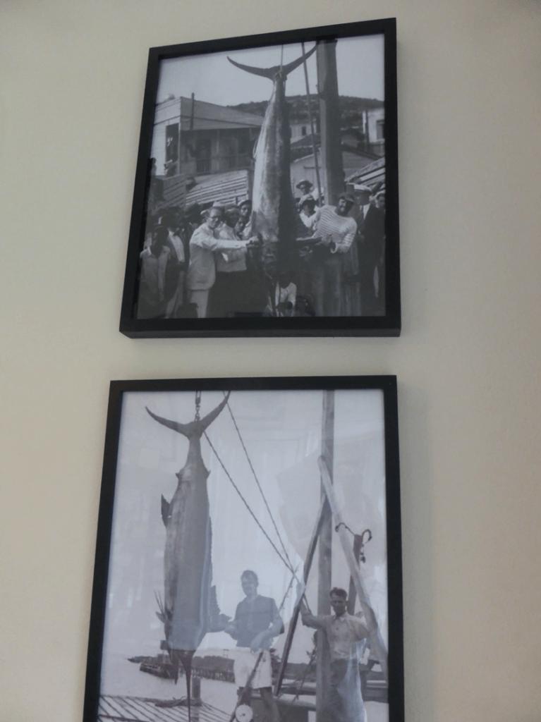 Souvenirs dans la maison de Hemingway