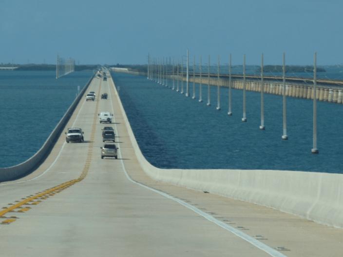 Les routes de Floride
