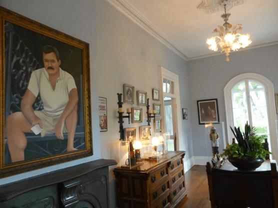 maison en pierre de Hemingway