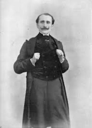 L'auteur de pièce de théâtre connues Edmond rostand