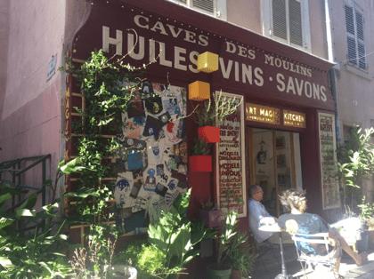 Bar-restaurant-caves etc... à Marseille