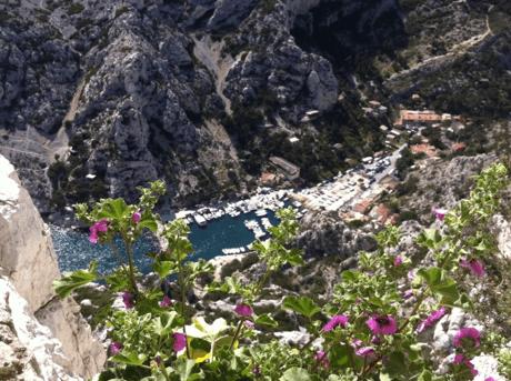Les Calanques de Marseille attirent les touristes du monde entier