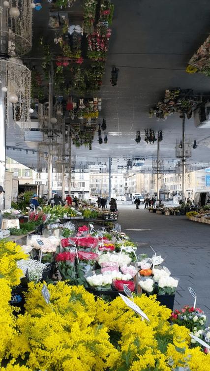 Le miroir Ombrière à Marseille très réputé