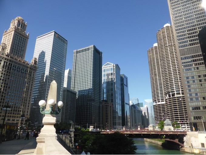 La ville de Chicago