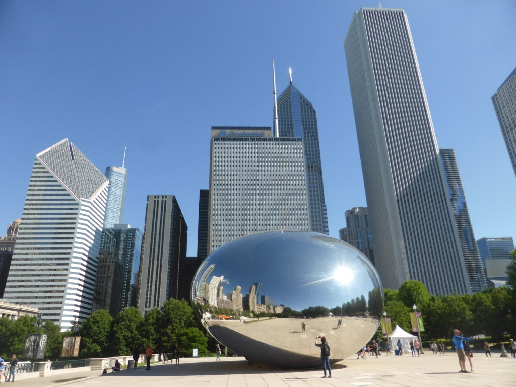 Millenium Park à Chicago