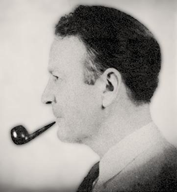L'auteur Raymond Chandler
